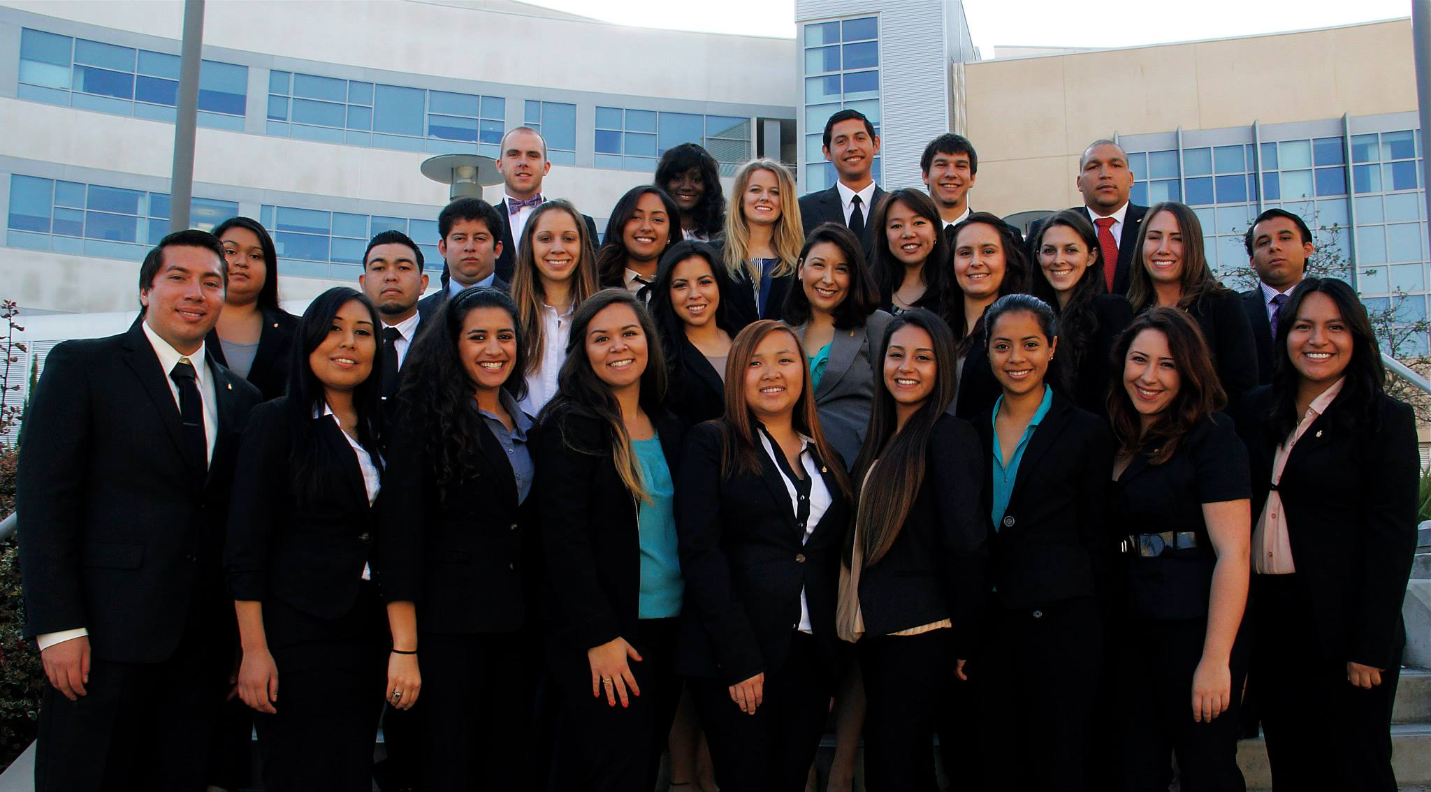 Alpha Kappa Psi is a professional business fraternity that motivates its members to learn new skills.