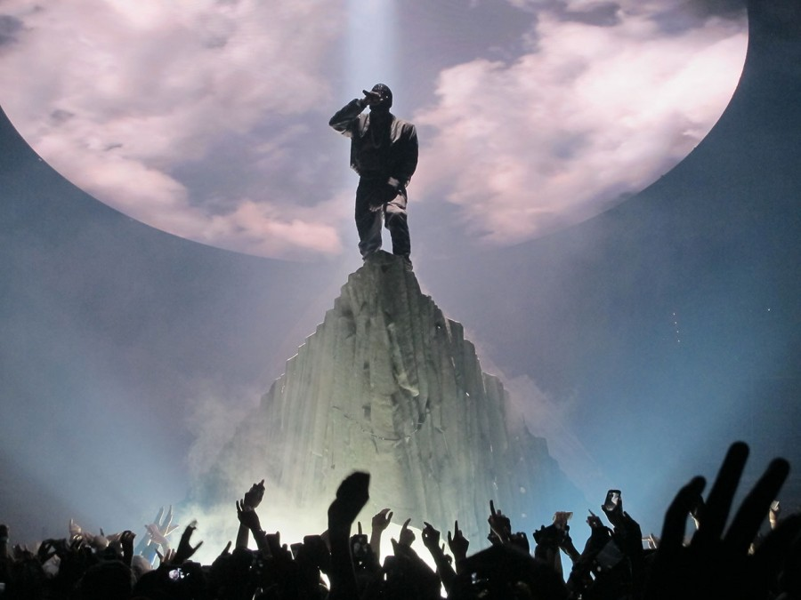 Kanye West: The Greatest of all time