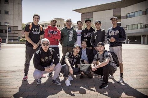 The 'high­ caliber men' of Alpha Psi Rho aim to unite Asian-Pacific Islander students