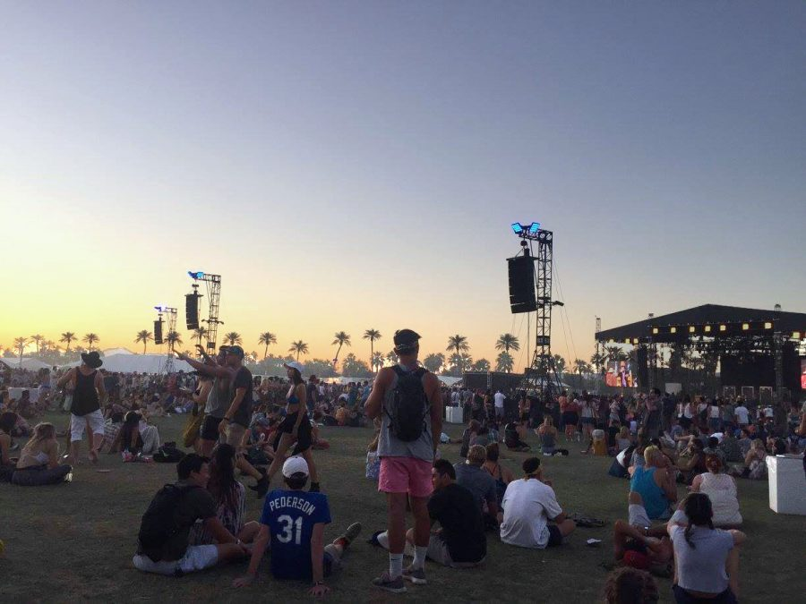 The 2016 Coachella Music Festival took place from April 15 to April 17 and April 22 to April 24 in Indio, California.