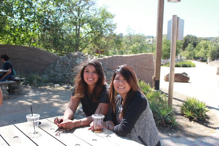 Rat Park Foundation founders Gabriela Martinez (left) and Anrea Santos (right).