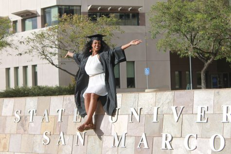 ASI President Tiffaney Boyd leaves mark at CSUSM with social justice efforts