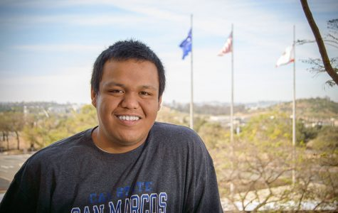 The wonderful Pierson Cepeda says farewell to CSUSM