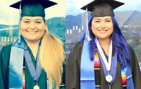 Graduating Latina Leaders
