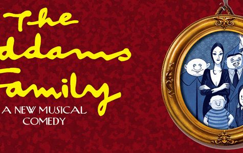 Addams Family Musical opens on Sep. 14