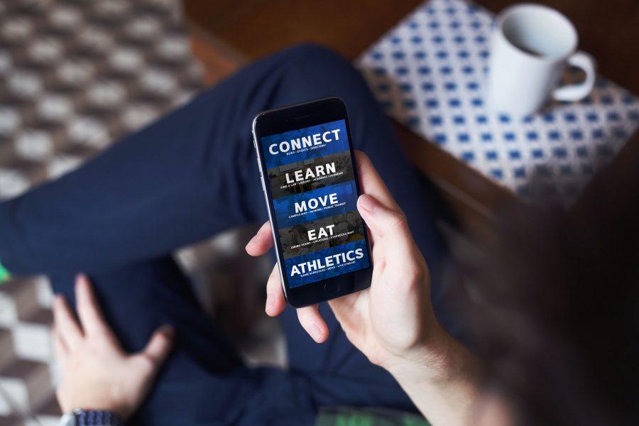 New CSUSM app provides innovative way for students to connect