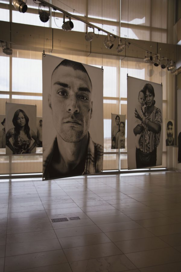 (In)Visible art exhibit visits CSUSM's Kellogg Library