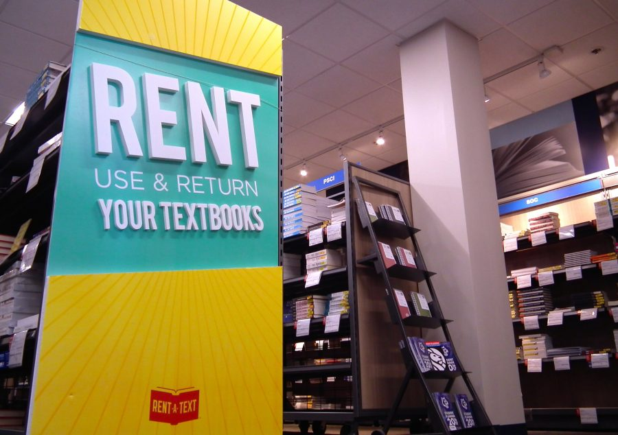 Buy or Rent Textbooks?