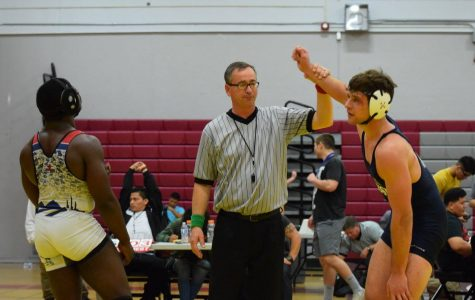 Cougars gain a new president for wrestling club