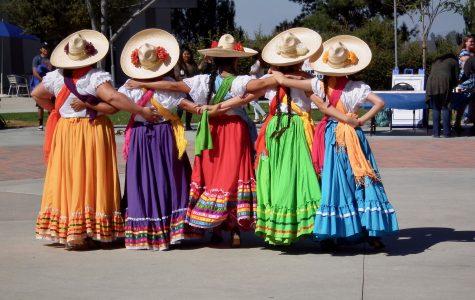 Students celebrate mujeres chingonas