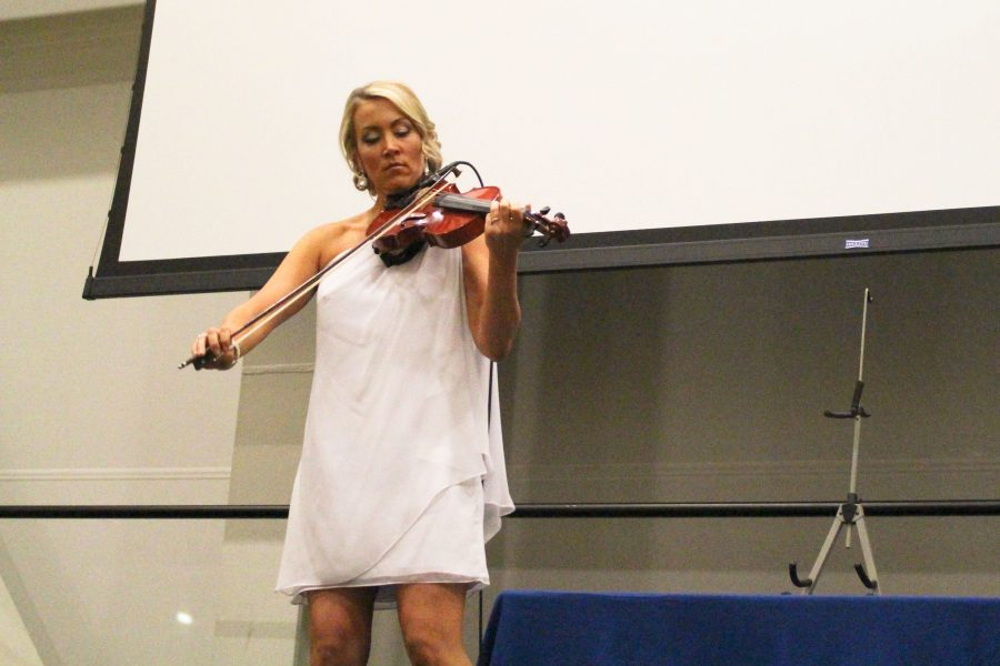CSUSM+presents+Ask+the+Right+Question+with+violinist+Amanda+Wirtz