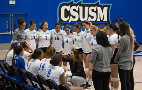 Coach Leonard continues to bring success to CSUSM volleyball