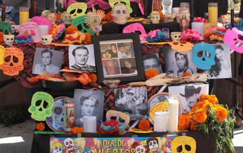 Latin@ Center celebrates Día de Los Muertos
