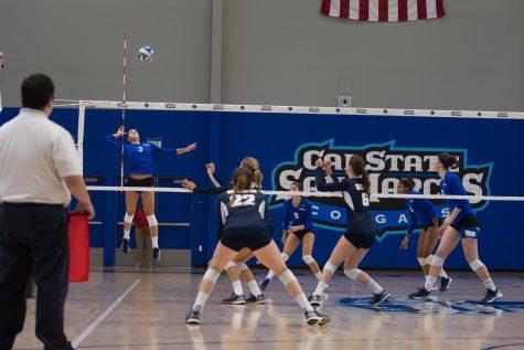 Cougars fall short on senior night