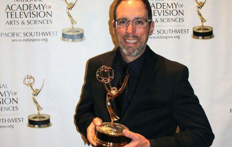 CSUSM student wins three Emmys