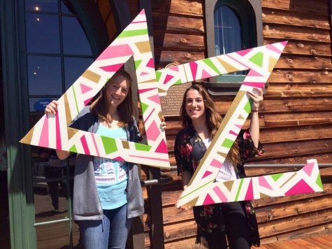 Sorority sister reflects on her time at CSUSM
