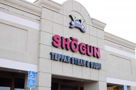 Shogun provides the perfect Valentine's Day experience
