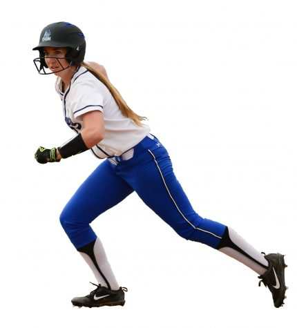 Q&A with softball player Holly Fauria