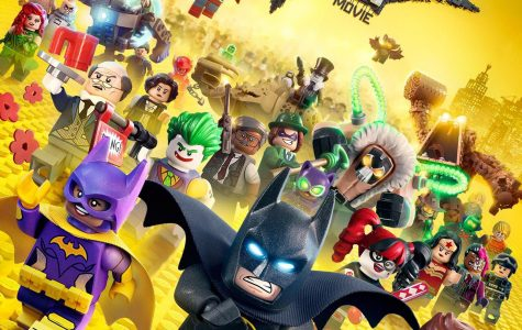The Lego Batman Movie movie review
