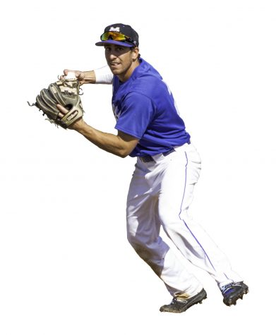 Q&A with baseball player Tyler Place