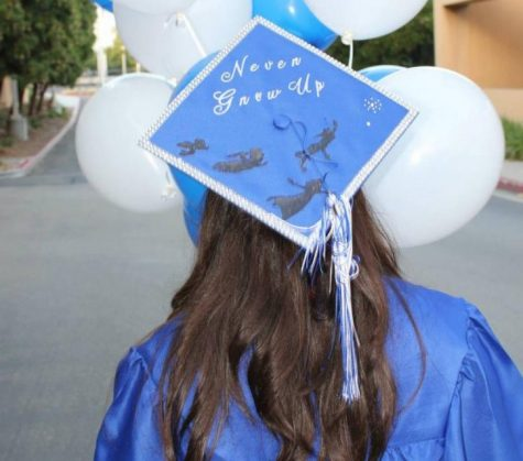 Graduate reflects on her time at CSUSM