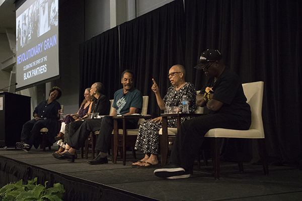 Former members of the Black Panther Party discuss their experience of the civil rights movement.