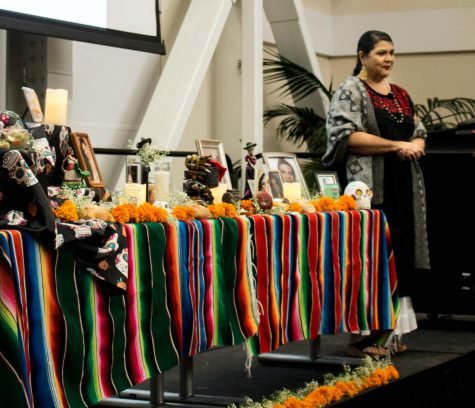 Buddy Holly Center Holds Dia De Los Muertos Workshop on Saturday