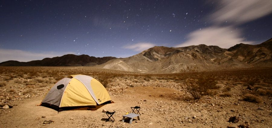 Watch the stars and be amazed by our great cosmos on your trip to Death Valley