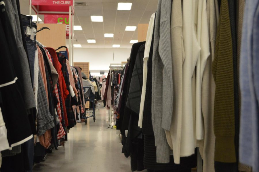 The+aisles+of+retail+stores+remain+calm+and+orderly+before+Black+Friday+when+shoppers+shuffle+in+on+the+lookout+for+the+best+deals.