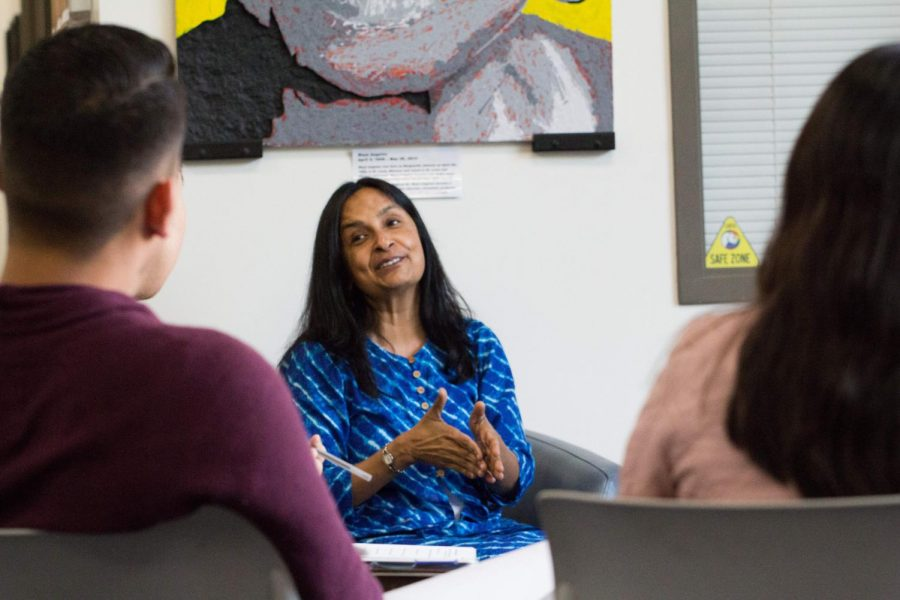 Dr.+Basu+tells+her+graduate+school+experience
