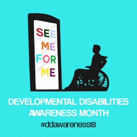 Strive to understand individuals with disabilities