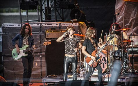 Greta Van Fleet's rise to rock  and roll prominence