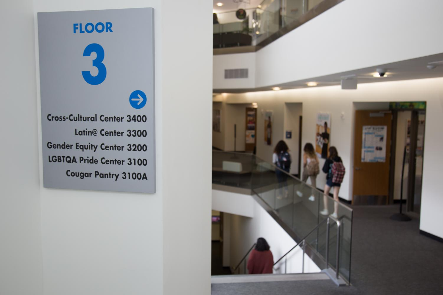 The various student centers in the USU are a valuable resource students should know about and utilize.