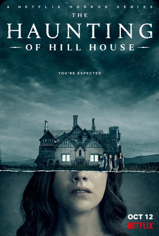 The original Netfl ix horror series premiered on Oct.12.