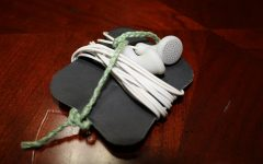 Keep earbuds untangled with an easy DIY