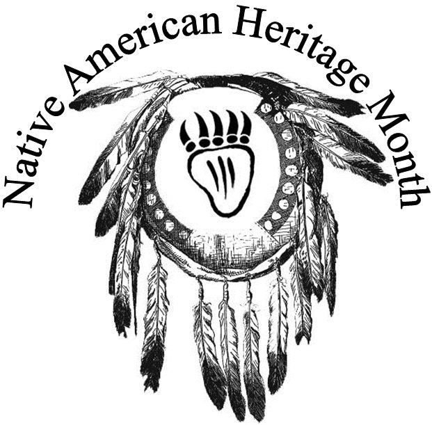 Native+American+Heritage+Month+logo+graphic.