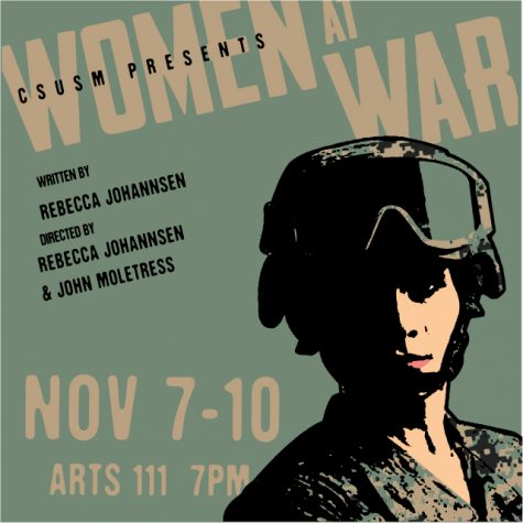 Women at War speaks on the realities of being a soldier