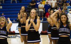 Spirit programs cheers on athletes