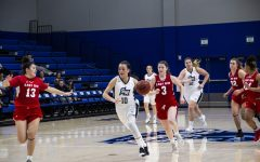 Women's basketball team collects win against Cal State East Bay
