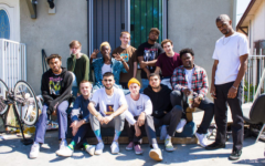 BROCKHAMPTON celebrates album release with pop-up concert