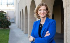 CSUSM's new president shares personal story and plans for student success