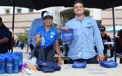 Sustainability event provides free, reusable items to students