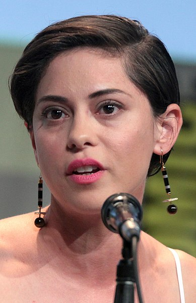 Rosa Salazar voices the lead character in Undone.