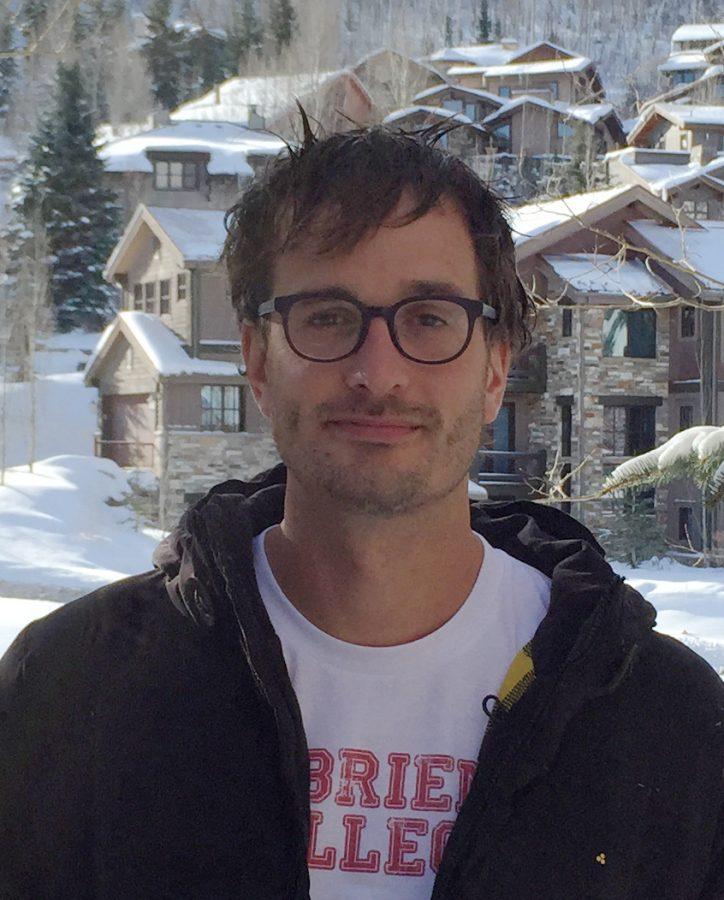 David Farrier stars in Netflixs Dark Tourist.