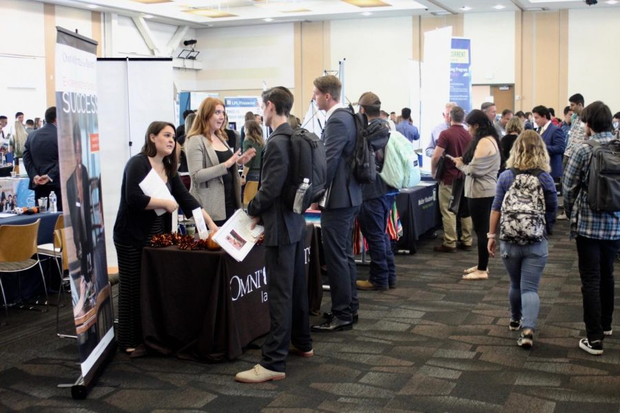 Students+attend+the+%0AFall+2019+Job+Fair+to+learn+about+potential+employers+and+career+paths.