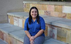 CSUSM Orientation Team member encourages campus participation