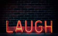 Learn to relieve stress with a little laughter
