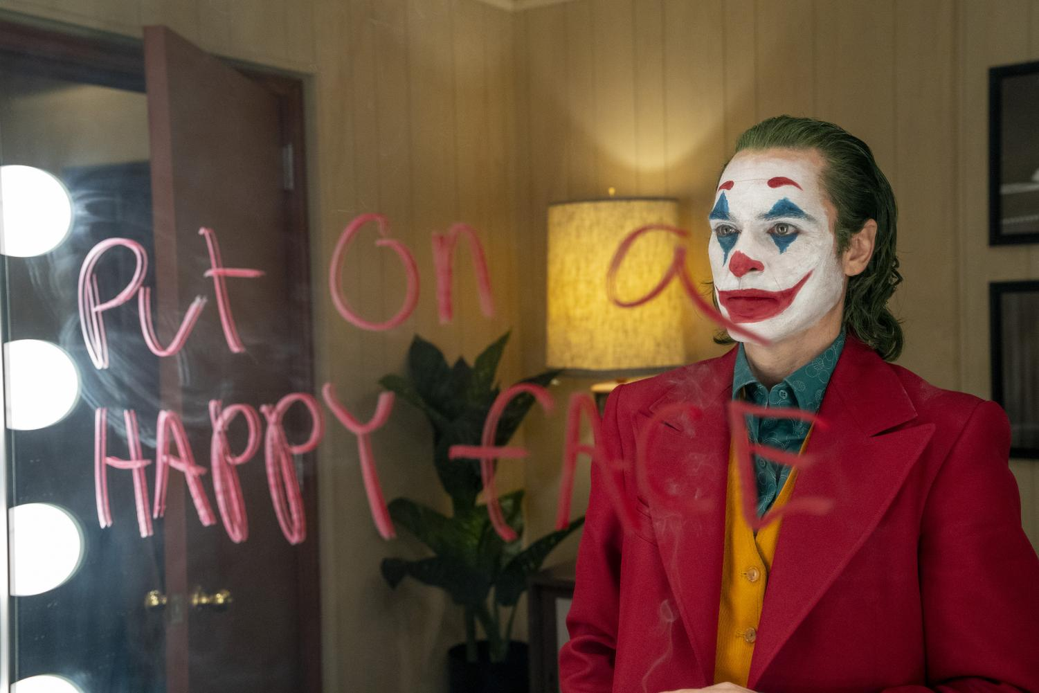 Joaquin Phoenix stars as Arthur Fleck in Todd Phillips' 'Joker'