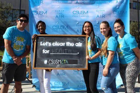 CSUSM takes steps towards a smoke free campus