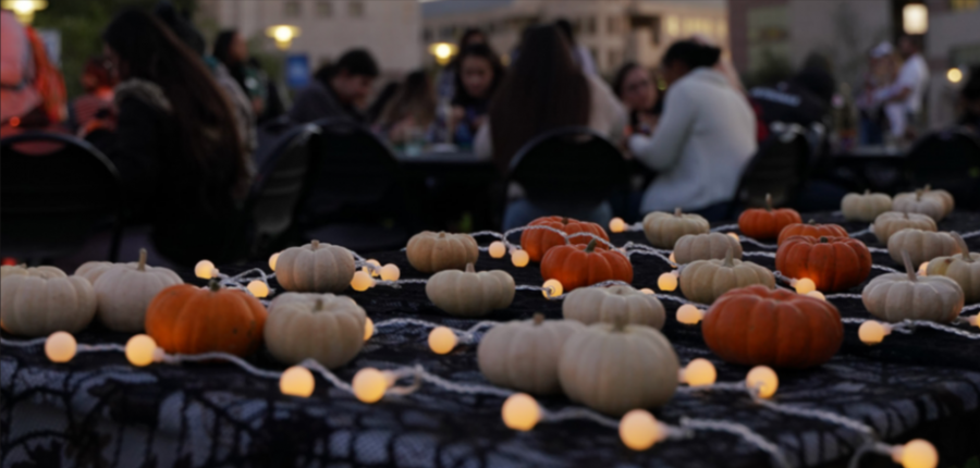 Haunted Harvest Festival hosts Halloween Festivities